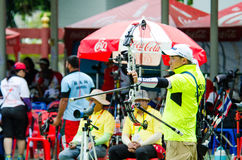 Torneo 2015 de la graduación del Taza-mundo de Asia Fotos de archivo libres de regalías