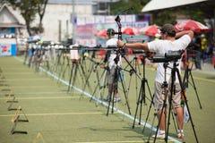 Torneo 2015 de la graduación del Taza-mundo de Asia Imagenes de archivo