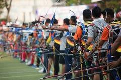 Torneo 2015 de la graduación del Taza-mundo de Asia Imagen de archivo