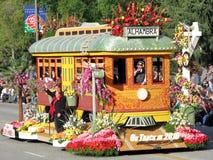 Torneo de las rosas 2010 Imagenes de archivo