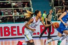 Torneo del baloncesto de las muchachas, Imágenes de archivo libres de regalías