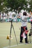 Torneo 2015 del posto del Tazza-mondo dell'Asia Fotografie Stock
