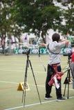 Torneo 2015 del posto del Tazza-mondo dell'Asia Fotografia Stock