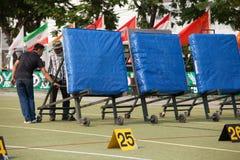 Torneo 2015 del posto del Tazza-mondo dell'Asia Immagine Stock Libera da Diritti