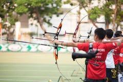 Torneo 2015 del posto del Tazza-mondo dell'Asia Immagini Stock Libere da Diritti