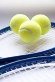 Torneo del tenis Fotos de archivo libres de regalías