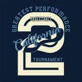 Torneo di California di pallacanestro Immagini Stock