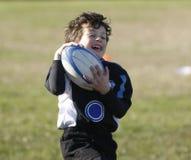 Torneo promozionale di rugby della gioventù Immagini Stock