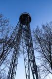 Tornet av Aalborg, Danmark Royaltyfria Bilder