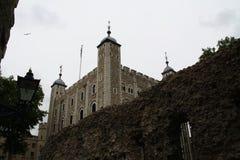 Tornet av den London slotten Arkivbilder