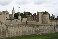 Tornet av den London slotten Royaltyfri Foto
