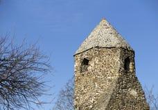 Tornet av en kloster fördärvar Arkivbild