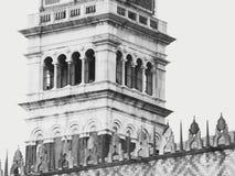 Tornet av San Marco arkivfoto