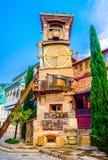 Tornet från sagan Royaltyfria Bilder