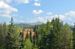 Tornik, montagne de Zlatibor image stock