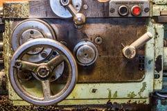 Tornio in fabbrica Fotografia Stock