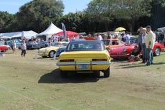 Tornitura americana classica dell'automobile del muscolo Fotografie Stock
