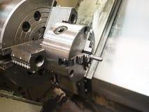 Tornitura di CNC Fotografie Stock