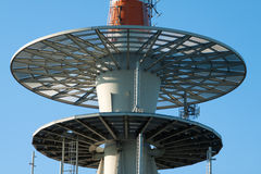 Tornplattformar Arkivbilder