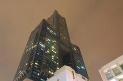 Tornskyskrapa Kaohsiung Taiwan för 85 himmel Royaltyfria Bilder