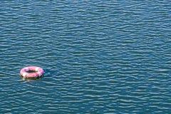 Toro de la seguridad en el agua foto de archivo