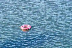 Toro de la seguridad en el agua imagenes de archivo