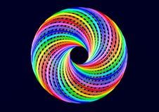 Toro delle strisce di Möbius fotografie stock libere da diritti