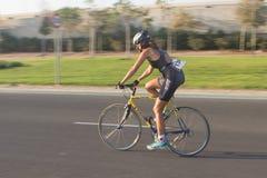 Toro Loco Valencia Triathlon Royalty Free Stock Photos