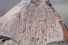 Toro muerto - Peru. Peru, Toro Muerto Petroglyphs, more than 5000 such petroglyphs of desert Though the cultural orgins of this site remain unknown, most stock images