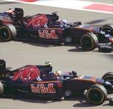 Toro Rosso Феррари STR11 Grand Prix F1 2016 Стоковые Изображения