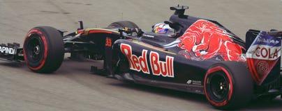 Toro Rosso Феррари STR11 Grand Prix F1 2016 Стоковая Фотография RF