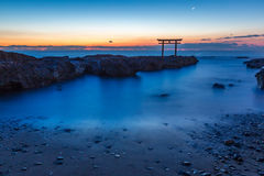 Toroii Ibaraki Japon Photographie stock libre de droits