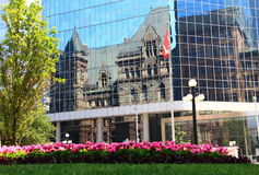 Toronto - śródmieście Obrazy Royalty Free
