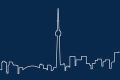 Toronto Stock Afbeelding