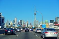 Toronto Stock Image