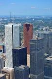 Toronto aerial Stock Photos