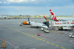 Toronto airport Stock Images
