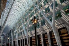 Toronto Allen Lambert Galleria royalty-vrije stock foto's