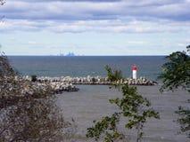 Toronto-Ansicht von St. Cathrines Lizenzfreie Stockfotografie