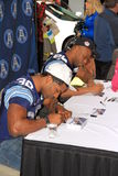 Toronto Argonauts Autographs Signing Royalty Free Stock Photo