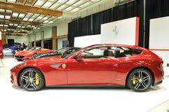 Toronto Auto show 2013 Stock Photo