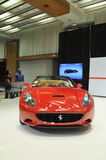 Toronto Auto show 2013 Stock Image