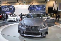 Toronto Auto show 2013 Stock Photos