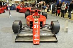 Toronto Auto show 2013 Royaltyfri Bild