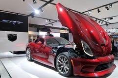 Toronto Auto show 2013 Arkivfoton