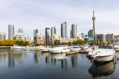 Toronto in autumn, Canada Stock Photos