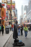 Toronto Batman Stock Images