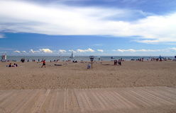 Toronto Beaches royalty free stock images