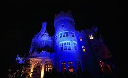 Toronto berömd Casa Loma Castle Fotografering för Bildbyråer