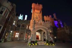 Toronto berömd Casa Loma Castle Royaltyfria Bilder